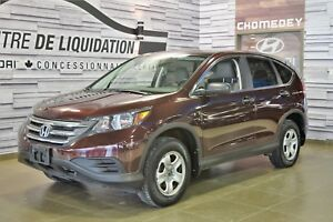 2013 Honda CR-V LX+AWD