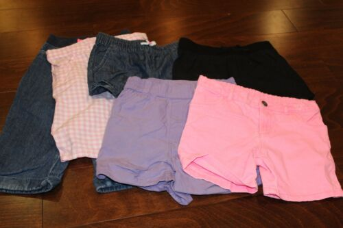 Girl Size 6 Shorts and Capri by Carter