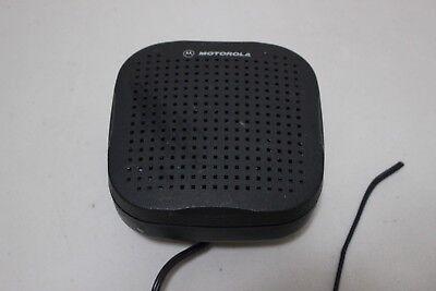 Motorola Hsn4039a 13 Watt External Radio Speaker For Xtl5000 A - Fast Shipping