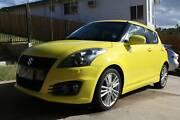 2012 Suzuki Swift Sport FZ MY12 6 Speed Manual with RWC Frankston Frankston Area Preview