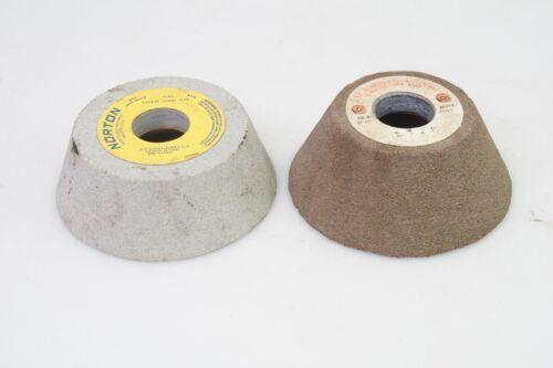 "Norton / SIP Flaring Cup Wheels 1 1/4"" Arbor Tool / Surface Grinders"