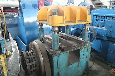 40 Ton Pro Eco 4 Post Cutoff Press Yoder 71773