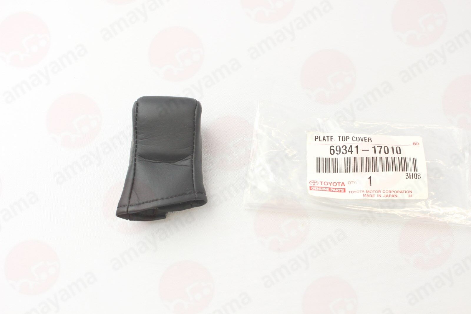 TOYOTA PLATE TOP COVER  6934117010 *GENUINE*