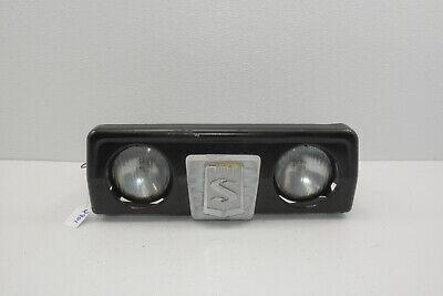 Satoh Beaver S370 Diesel Tractor Headlight Panel Assy S 370 Head Lamp Light