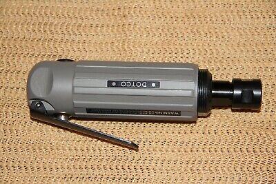 New Dotco Inline Die Grinder 10l25 Series 0.9hp Aircraft Tool