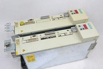 Siemens 6se7021-0tp50-z Masterdrives Mc Dcac Drive