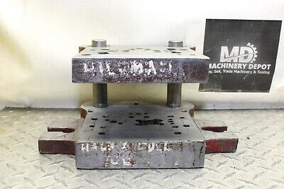 Used Accurate Mfg J114623-41 Punch Press Die 6-12 X 8 33e