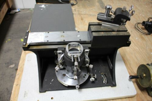 AO American Optical Model 860 Sliding Microtome AO