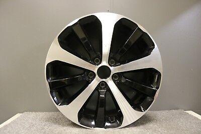 """1 GENUINE ORIGINAL KIA SORENTO 16"""" ALLOY WHEEL BLACK DIAMOND CUT 52910-C5230"""