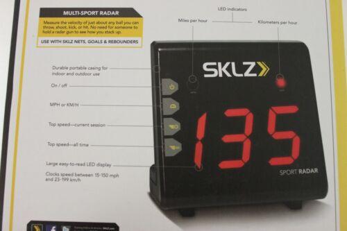 SKLZ SPORT RADAR- MULTI-SPORT DETECTION, NEW!! SALE PRICE!!