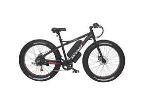NEW FAT TYRE ELECTRIC BIKE, BICYCLES.