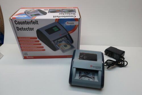 Cassida Small Footprint Easy Read Automatic US Dollar Counterfeit Detector
