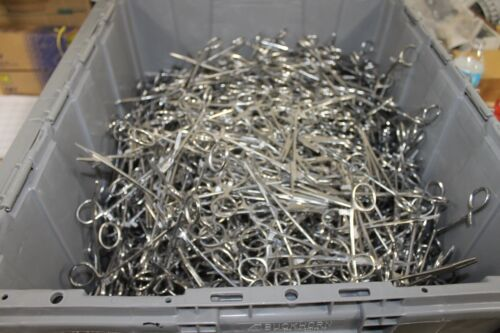 LOT OF 50  Hemostat Forceps Clamps