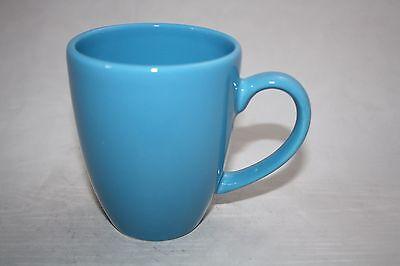 Azure Blau Keramik (azur Caffeelatte Obertasse Wächtersbach  250ml Tasse blau alte Serie)