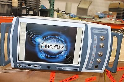 Aeroflex 7100 Ifr Lte Digital Radio Test Set W Loaded Options