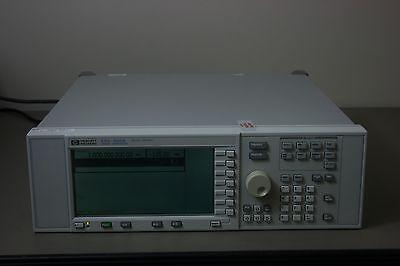 Hp Agilent E4400a Esg Rf Generator 250khz-1ghz Calibrated Warranty Esg-1000a