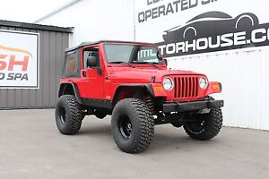 2005 Jeep TJ Sport Low Kilometers & A/C