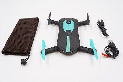 Mini Drone Selfie WIFI W/ 720 Camera Inconsiderable Control Foldable Arm RC Quadcopter