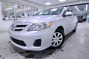 2013 Toyota Corolla  CE, ONE OWNER,CLEAN CARPROOF, NON SMOKER,
