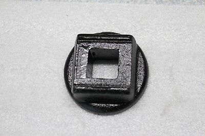 Case-ih Harvester Disc End Washer Cap 1-18 Square Axles Pa4167 Disk Harrow Usa