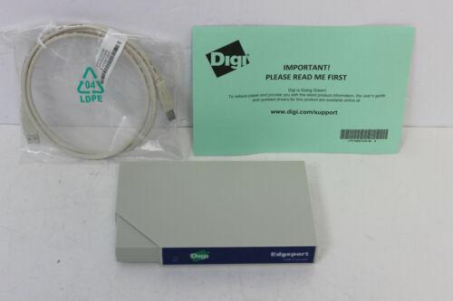 DIGI 301-1000-04 50000787-01 EDGEPORT/4 RS-232  USB CONVERTER NEW OPEN BOX