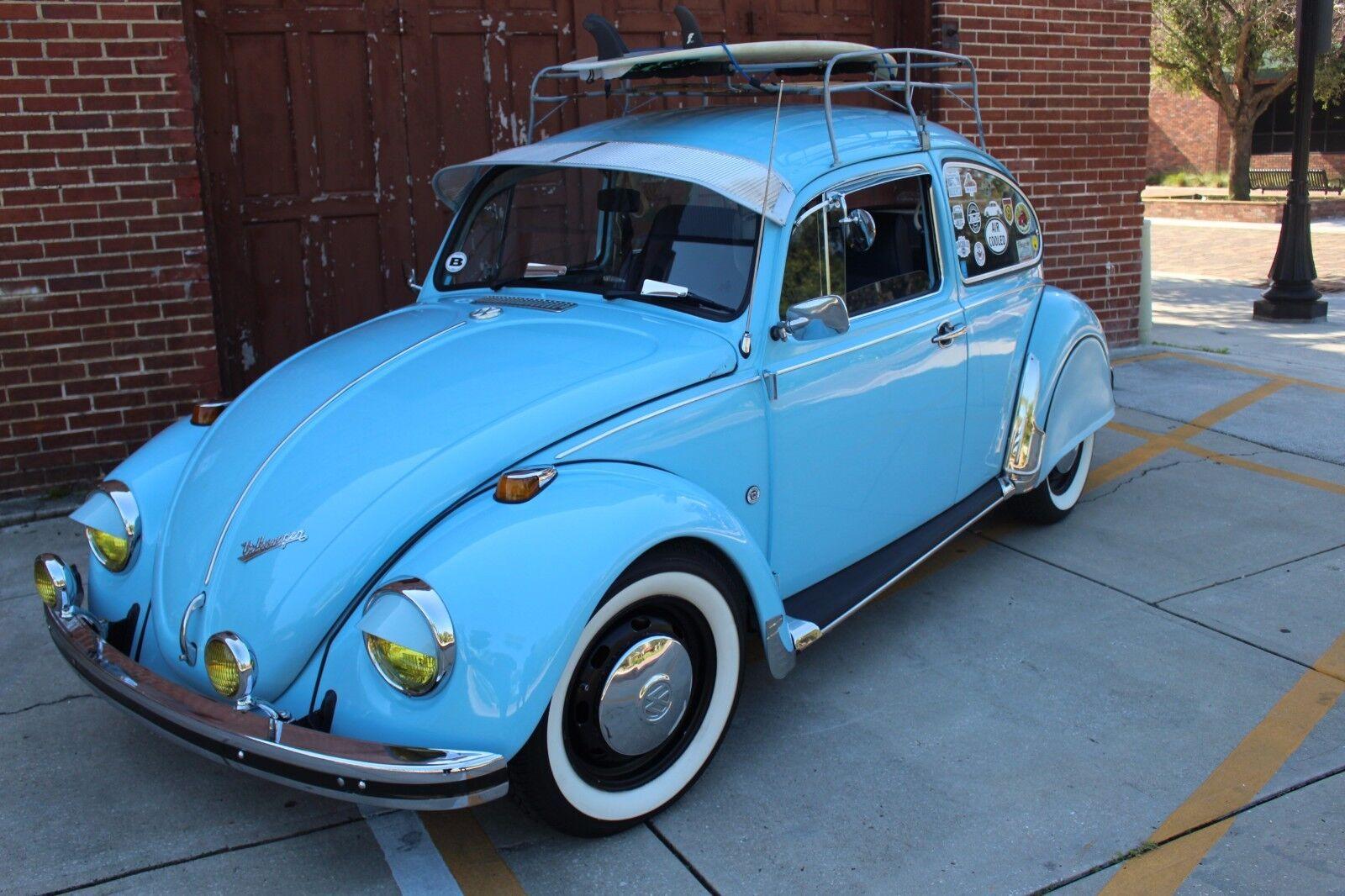 1969 Volkswagen Beetle - Classic  1969 Volkswagen Classic Beetle