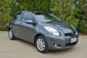 2009 TOYOTA YARIS EDGE HATCH Tanunda Barossa Area Preview