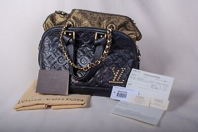 Louis Vuitton Double Jeu Neo Alma Handbag Limited Edition Monogram