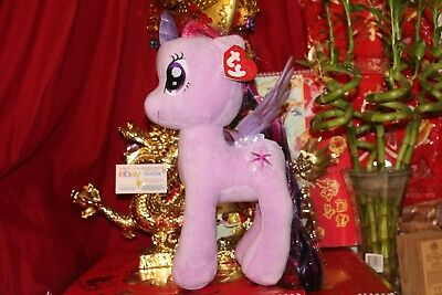 "TY BEANIE BUDDY TWILIGHT SPARKLE THE UNICORN.JUMBO.17"".2016.MWNMT.NICE GIFT"