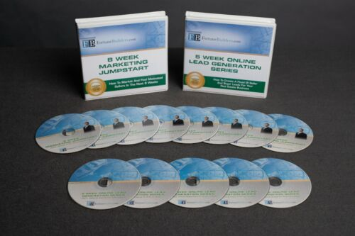 Than Merrill & FortuneBuilders - 13 DVD Marketing Plus Program!