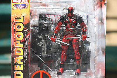 """Marvel Select """"DEADPOOL"""" action figure NEW! for sale  Shipping to India"""