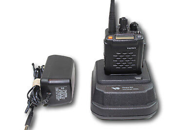 Vertex Vx800 Vx-800 Uhf 450-485 Mhz Portable Radio Engraved