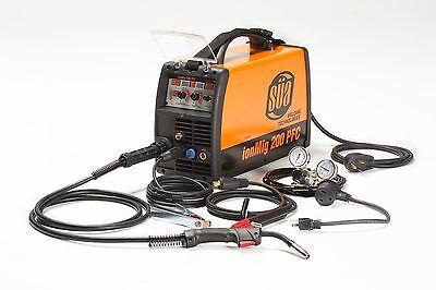 Sa Ionmig 200 Multiprocess Migtigstick Welder 110220 V. Generator Friendly