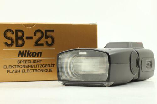 [Near MINT in BOX] Nikon SB-25 Speed Light Shoe Mount Flash From Japan #1230