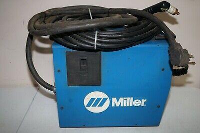 Miller Spectrum 625 Dc Plasma Cutter