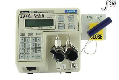 3699 Jasco Intelligent Hplc Pump Pu-1580