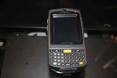Mc7598 Motorola Qwerty Scanner Mobile Computer Hand Held Bar Code Reader Used