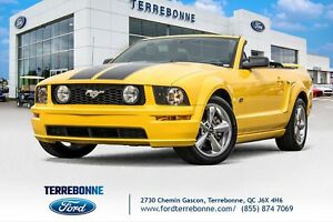2006 Ford Mustang GT conv cuir