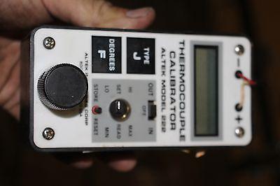 Altek 222 Thermocouple Calibrator