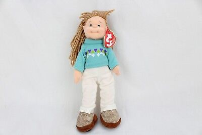 TY Teenie Beanie Boppers Babies Cool Cassidy 8.5 inch NWT Stuffed Doll