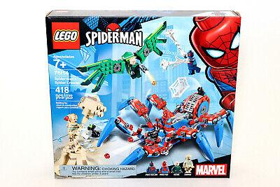 LEGO 76114 Spider-Man's Spider Crawler NEW Factory Sealed w/ Spider-Man 2099 Fig