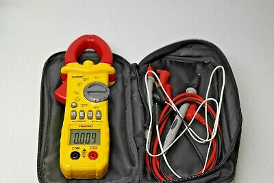 Sperry Instruments Digital Clamp Meter Dsa-600trms With Bag