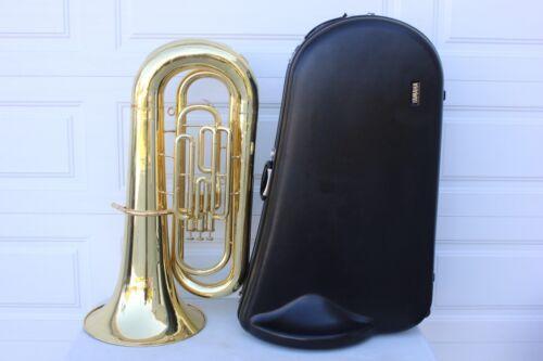 Yamaha YBB-201 Bb  YBB201 YBB 201 TUBA with Original Case VERY NICE