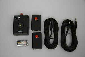 2 players : QZ-825 Lockout Buzzer System for Quiz Bowl