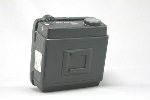 Mamiya RZ67 Pro II 120 Medium Format Back Excellent #MF4606