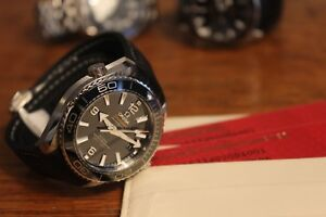 Omega Planet Ocean 600m Co-axial Master Chronometer 39.5MM LiquidMetal Ceramic