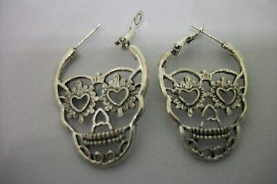 Sugar Skull Earrings (1.5