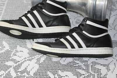 Adidas Top Ten High Sleek Series schwarz Gr.40