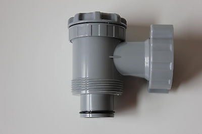 COLEMAN ON OFF PLUNGER VALVE ONLY SWIMMING POOL FILTER PUMP REPLACEMENT