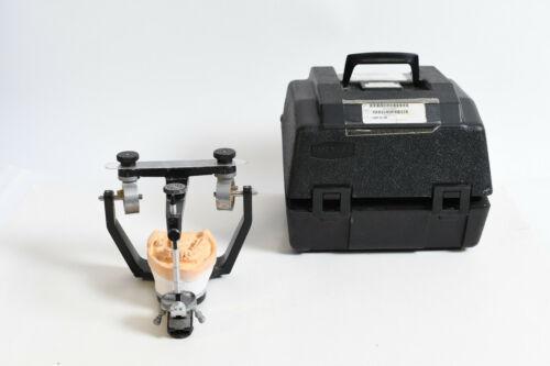 Hanau Wide-Vue Articulator with case.